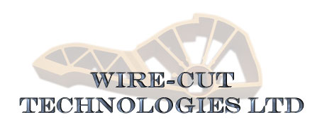 wire-cut logo